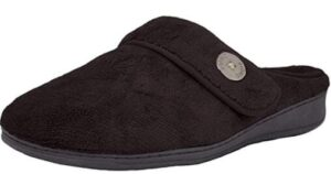 slippers for extra wide feet