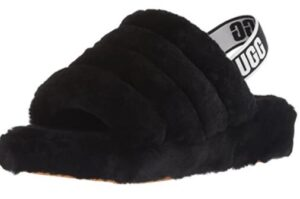 womens slippers for super wide feet