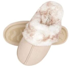 women's slippers for foot pain with memory foam