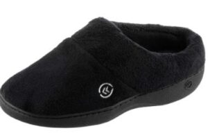 thick memory foam slippers for elderly