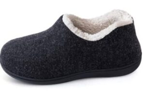 slip on slippers for women with foot pain