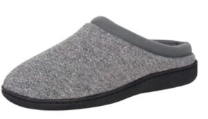 best memory foam slippers for hot feet use