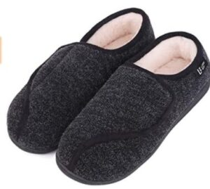 adjustable women slippers for foot pain