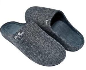 warm slippers for men with plantar fasciitis