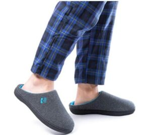best mens slippers for hot feet
