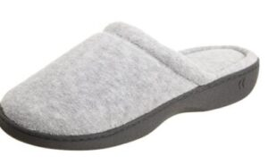 warm slippers for arch support