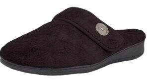 slippers for women with wide feet