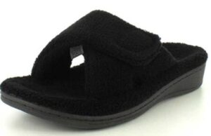 women warm slippers for plantar fasciitis