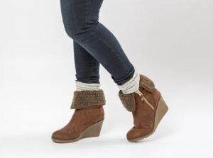how to style sock boots