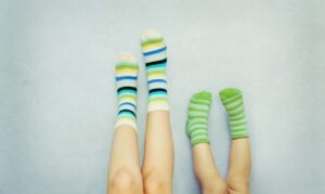 are cotton socks better than polyester