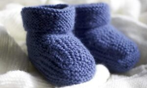 crochet socks