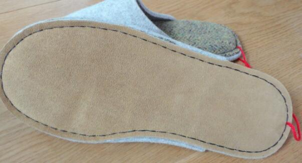 fix the bottom of slippers