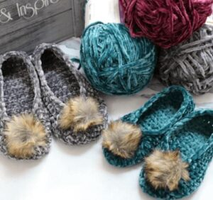 meadow slippers