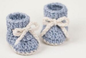 bootie patterns for newborns