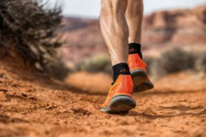 running socks offer enough support to your feet