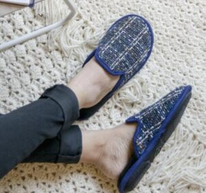 scuff slippers for household