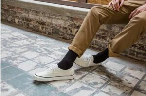 socks to wear with vans