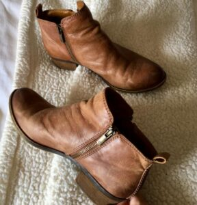 short ankle boots for women