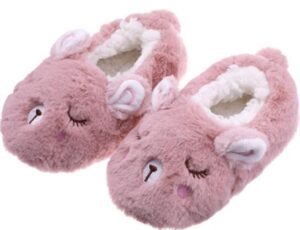 warm slippers for baby girl