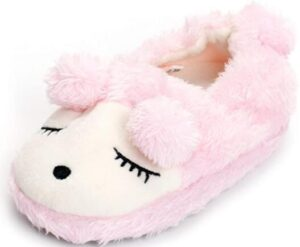 warm slippers for girls