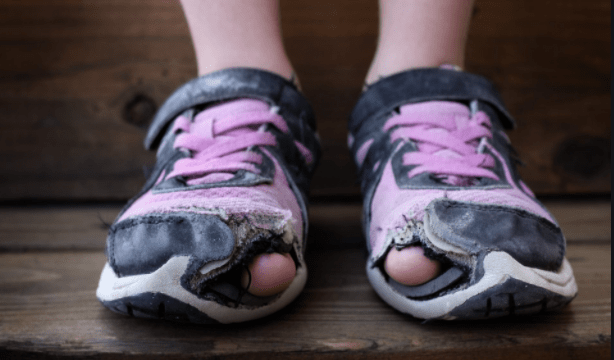when do you need large toe box running shoes