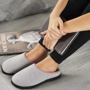 comfortable winter slippers for pregnant women