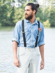 suspenders on the town
