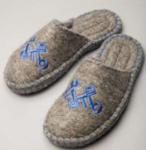 wool slippers for winters