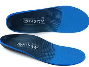 Orthotic gel insoles for support
