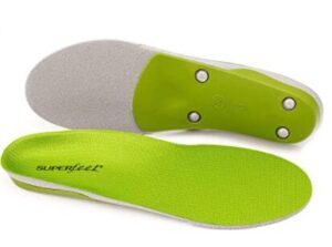 Orthotic insoles for arch support