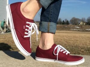 how to wear with Vans men's atwood low shoes