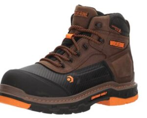 insulated composite toe boots
