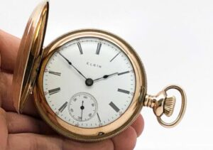 what is hunter case pocket watch