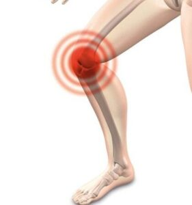 causes of knee and foot pain
