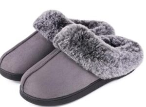 acorn mule slippers womens