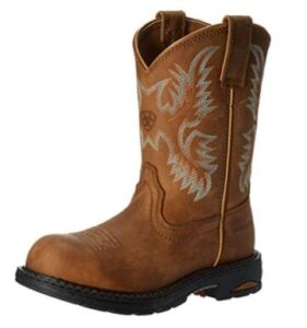 composite toe western boots