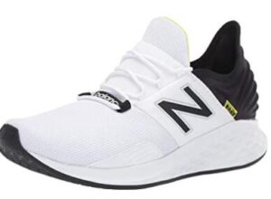 white mens shoes for flat feet