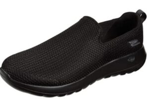 mesh material mens shoes for bunions