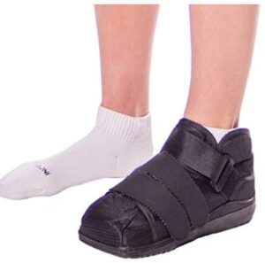 best black mens shoes for charcot foot
