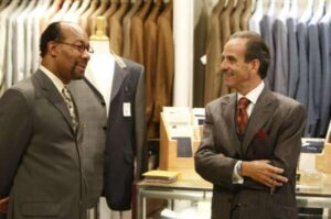 salary of being professional clothier