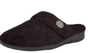 clark women's knit scuff slipper mule