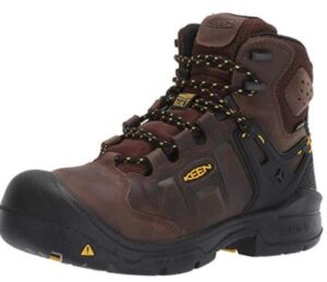 steel toe work boots made in usa