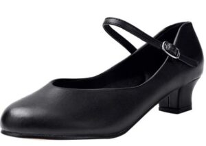 black dance shoes for bunions