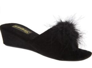 wedge women slippers
