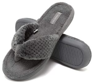 comfortable slippers for winter
