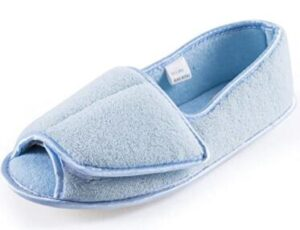 women shoes for Charcot Marie Tooth with adjustable velcro