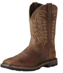 american made western work boots