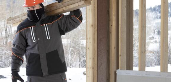 best winter jackets for construction workers