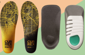 use sandals insoles