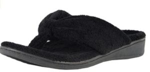 women's narrow slippers with arch support
